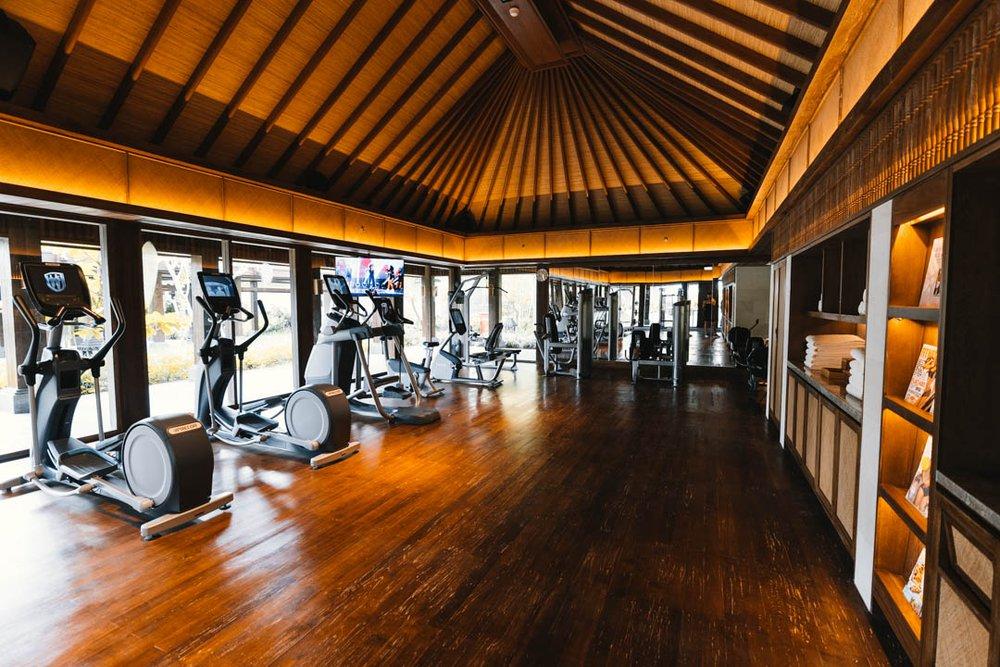 Hyatt Regency Bali Gym