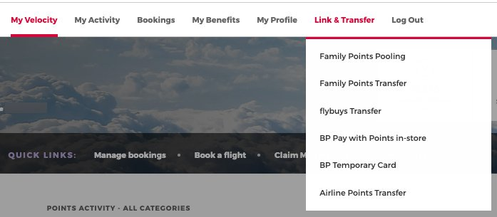 Velocity Frequent Flyer - Ultimate Guide 23