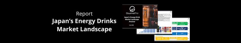 Buy Japan's Report Energy Drinks Market Landscape