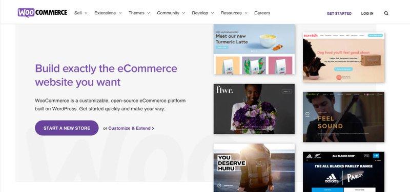 einen eigenen WooCommerce Shop erstellen