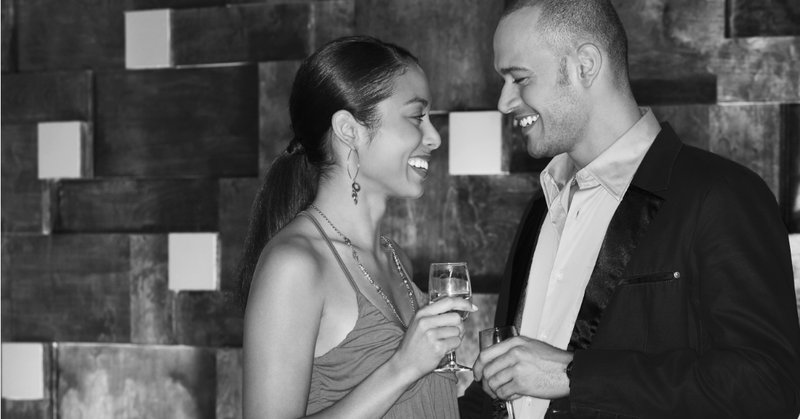 3 Signs You're A Serial Dater - couple flirting