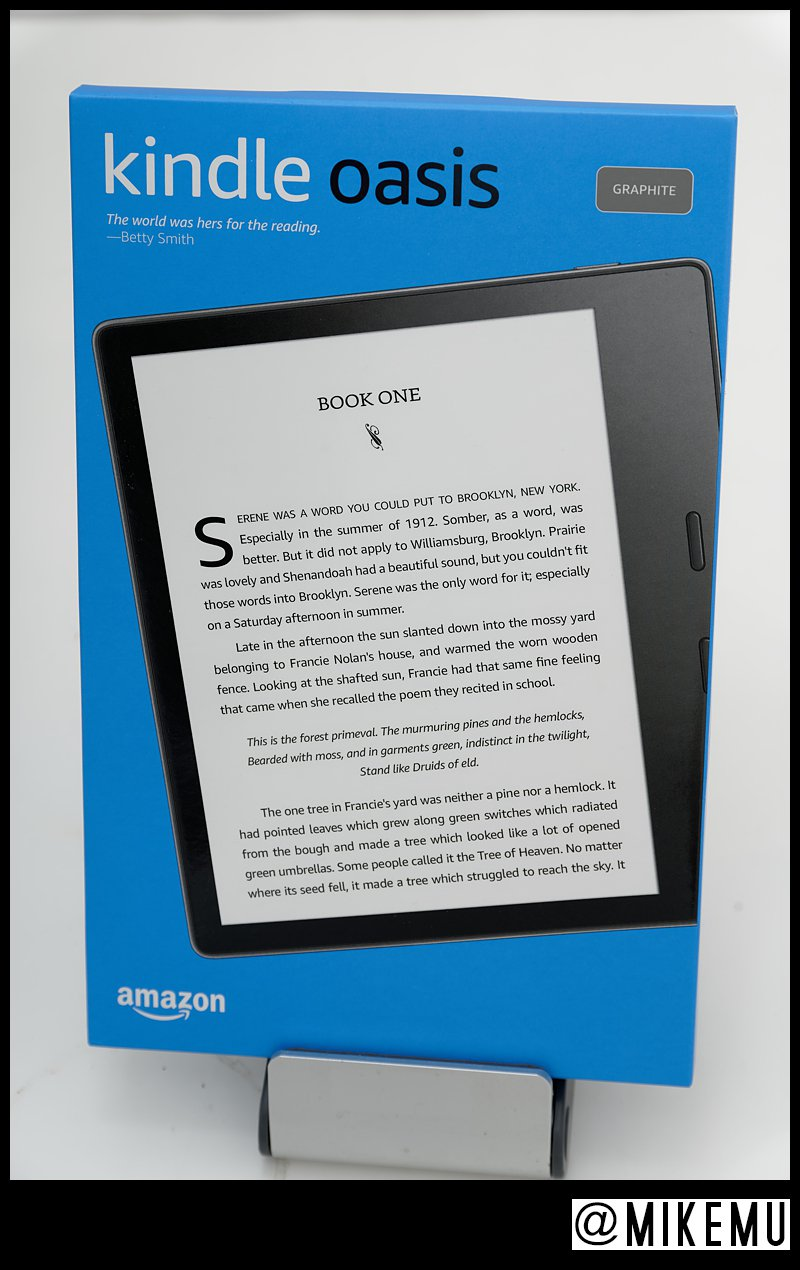 Kindle Oasis 3rd Gen