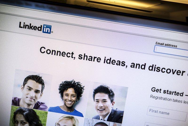 social media platforms - linkedin