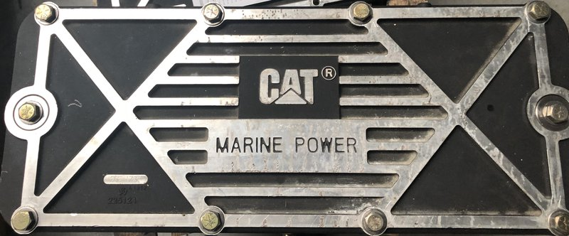 Cat Marine Power platenwarmtewisselaars