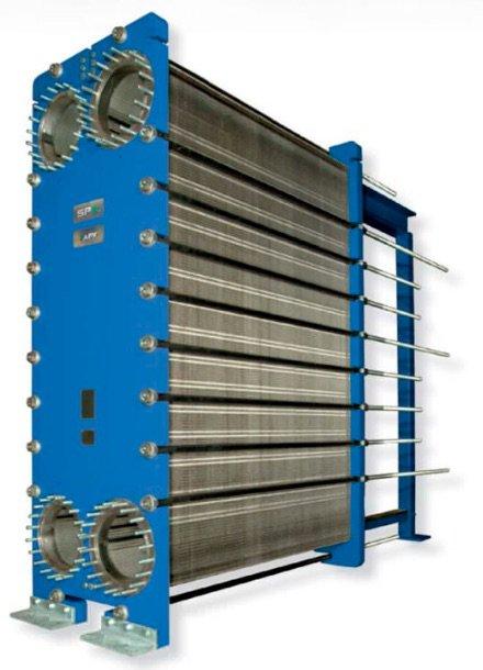 SPX APV platenwarmtewisselaar