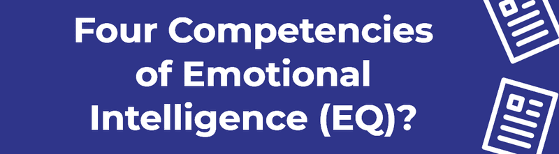 four competencies of emotional intelligence