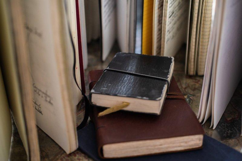 journaling notebooks