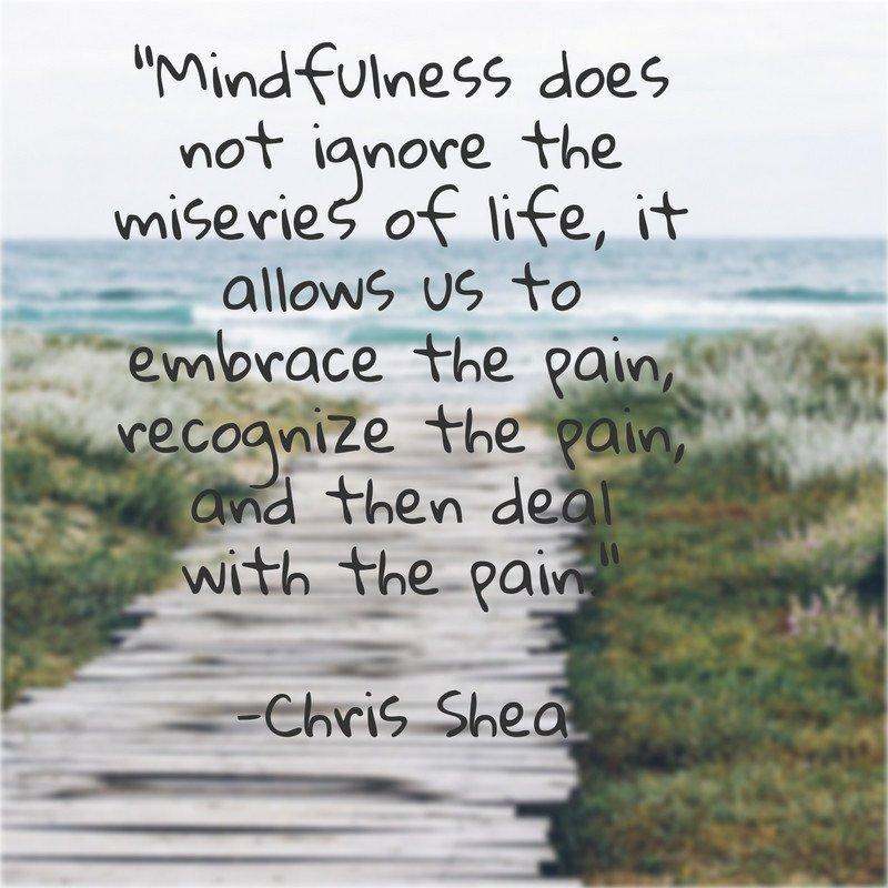 pain management mindfulness