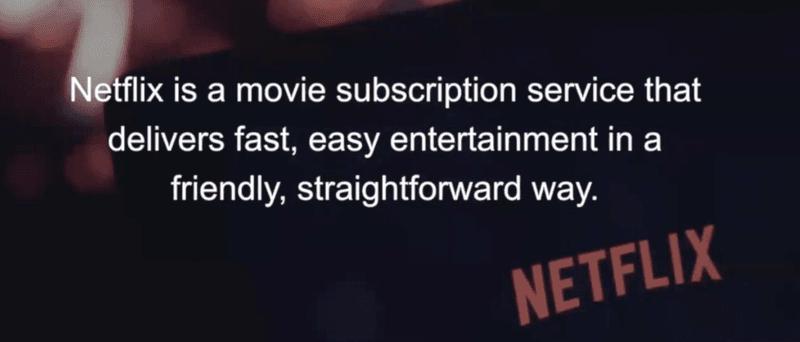 Netflix Product Strategy