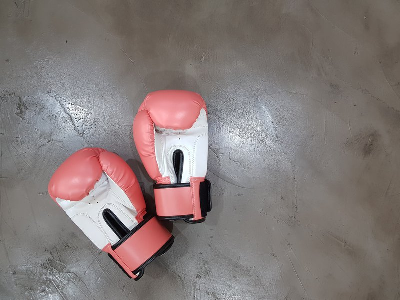 Never Give Up for Boxing