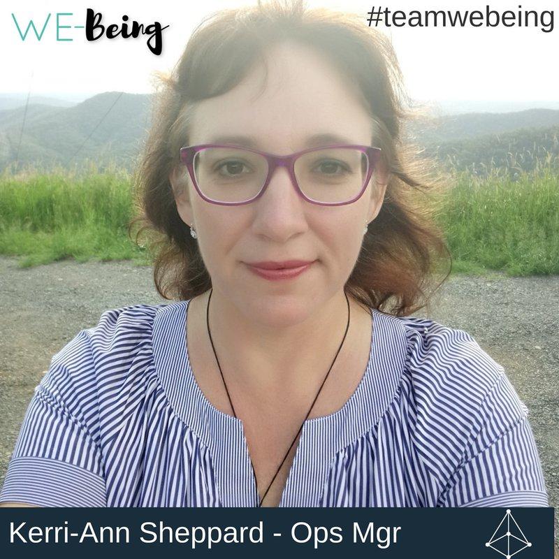 Kerri-Ann Sheppard, Ops Manager