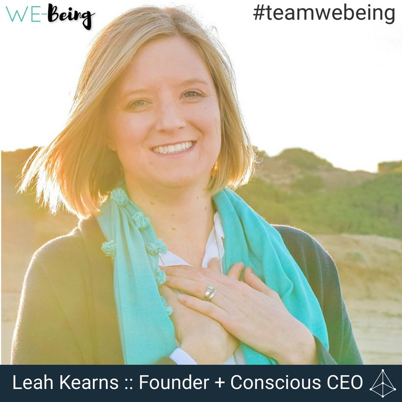 Leah Kearns - Co-Founder