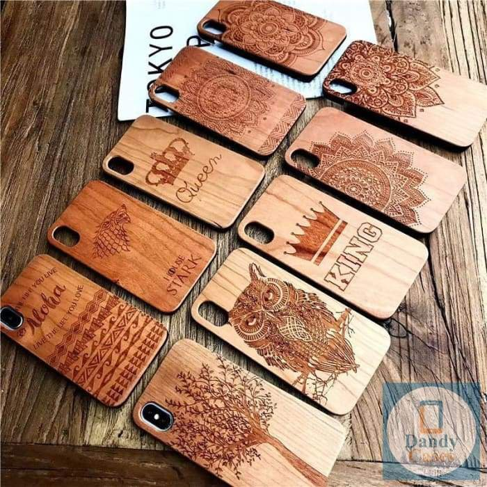Wooden Phone Cases at Dandy Cases