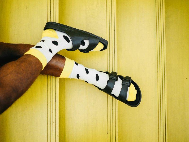 men's cool socks