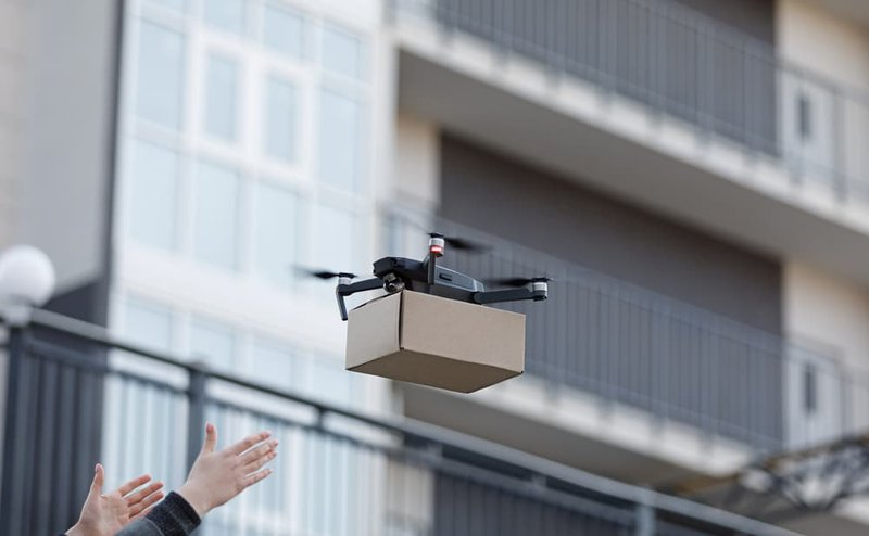 Drones and Home Delivery