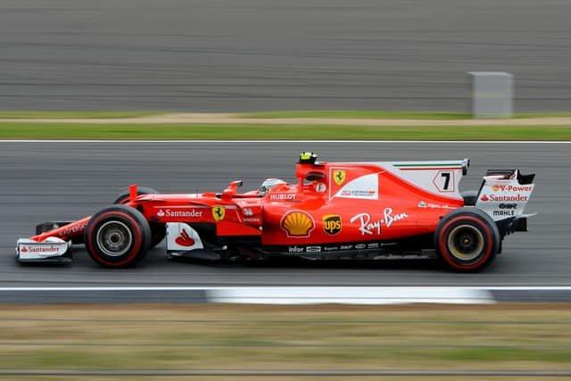 The Logistics of Formula 1