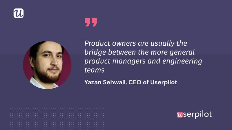 Yazan Sehwail CEO of Userpilot