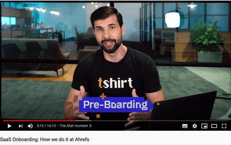 pre-boarding ahrefs