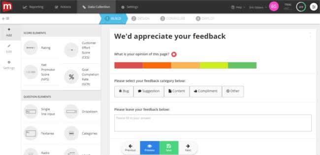 mopinion feedback
