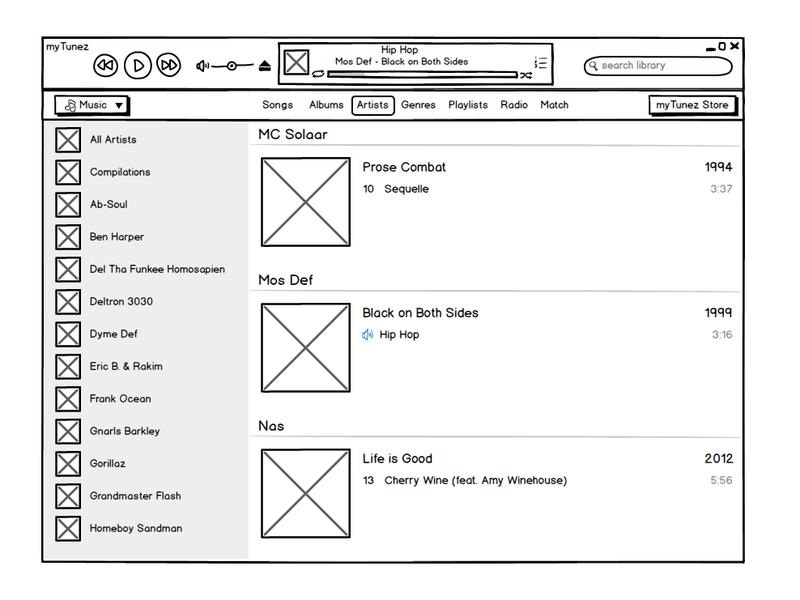 No Code UX Tools: Balsamiq