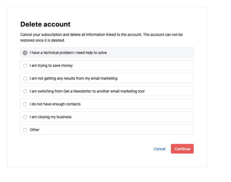 churn survey user retention metrics
