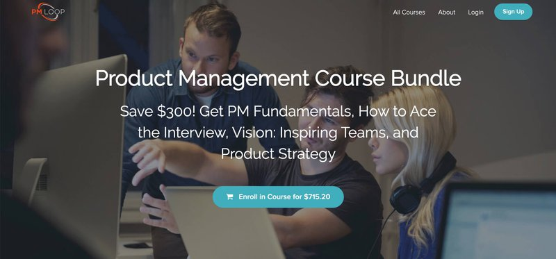 become a product manager course