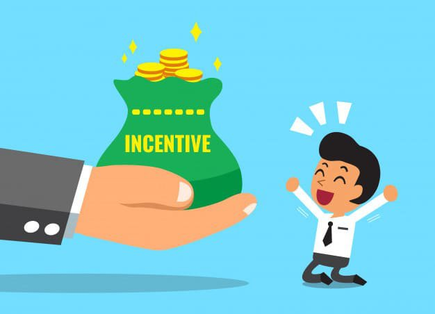 Incentive bonus