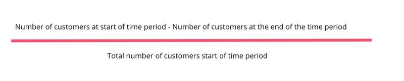 How to calculate Customer Churn Rate