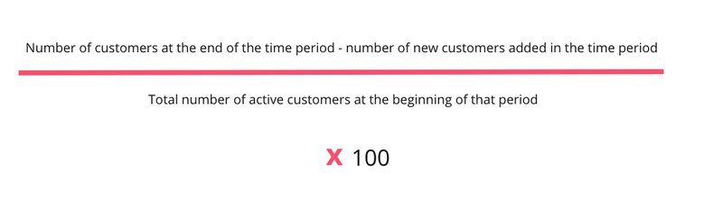 How to calculate Customer Retention Rates