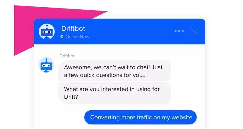 drift chat