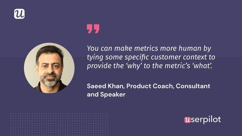 Metrics for SaaS - quote