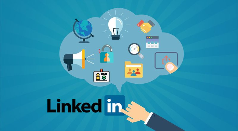 LinkedIn user engagement features