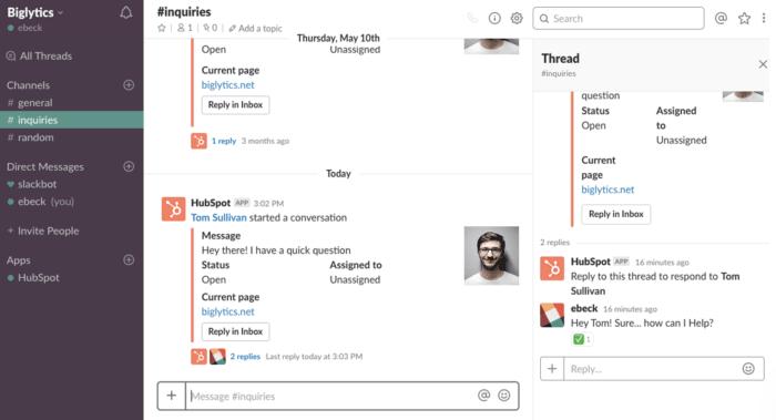 customer retention live chat hubspot