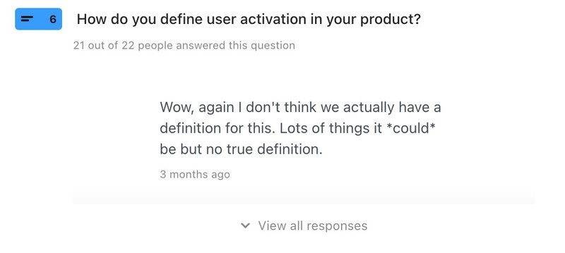 user activation definition