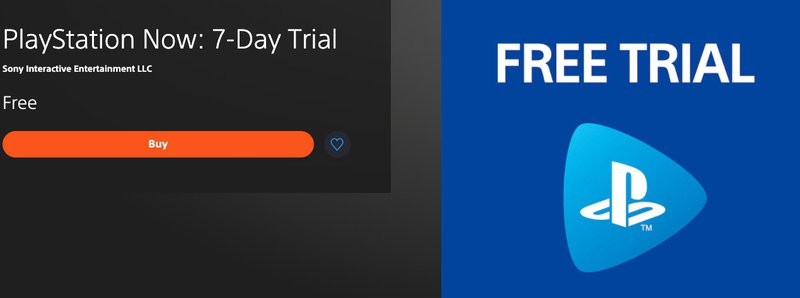 play station free trial