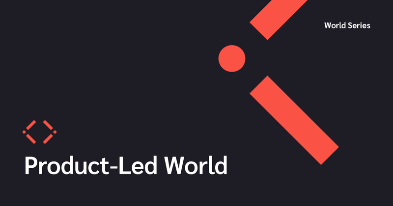 product-led world conference