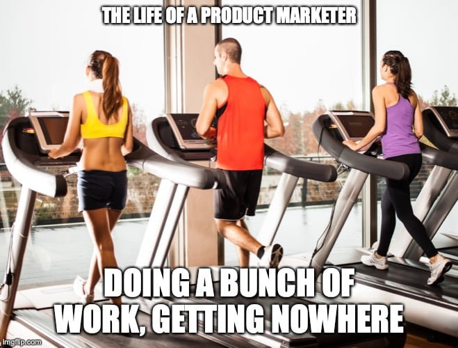 Product marketing meme
