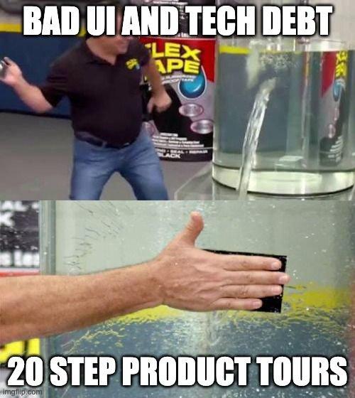 product tour meme