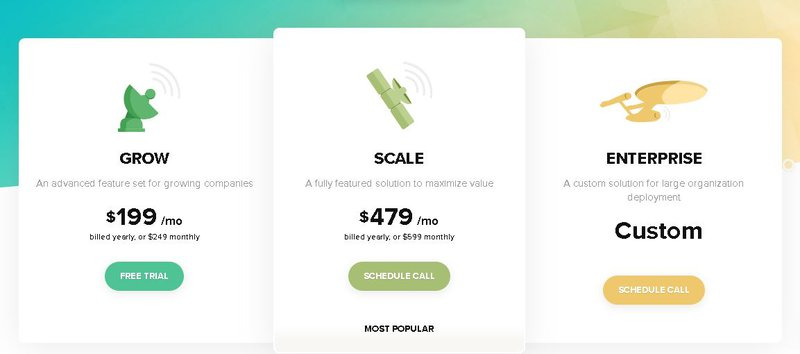Promoter.io is quite expensive