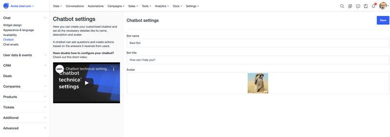 user,com chatbot
