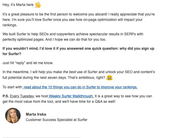 surfer seo email