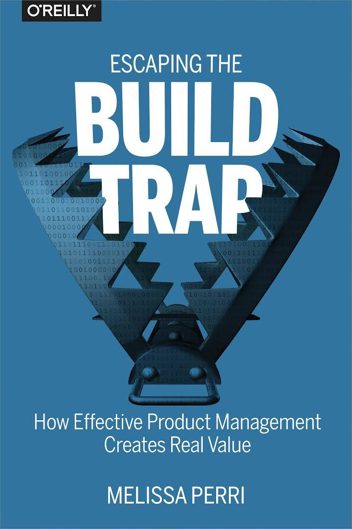 The build trap book cover - feature death cycle