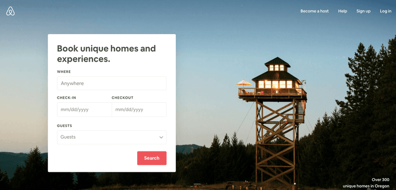 user onboarding best practices airbnb
