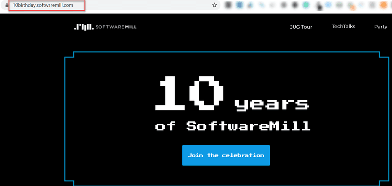 10 years of developing IT projects