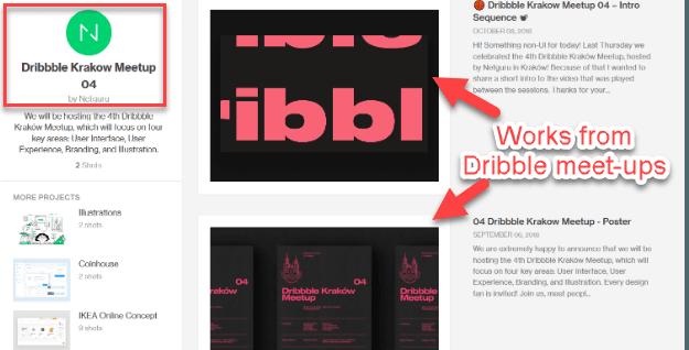 Netguru hosts Dribble meetups