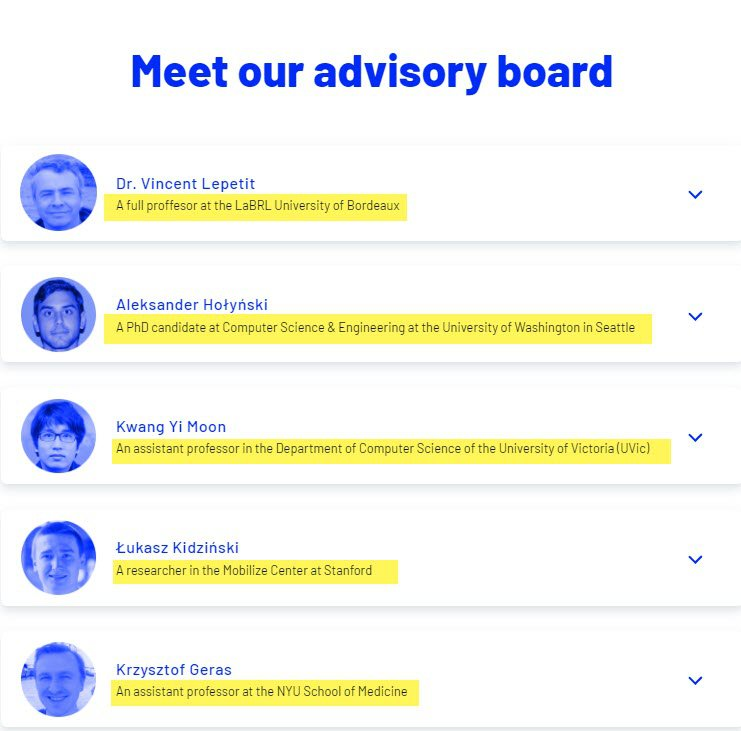 Advisory board at Tooploox