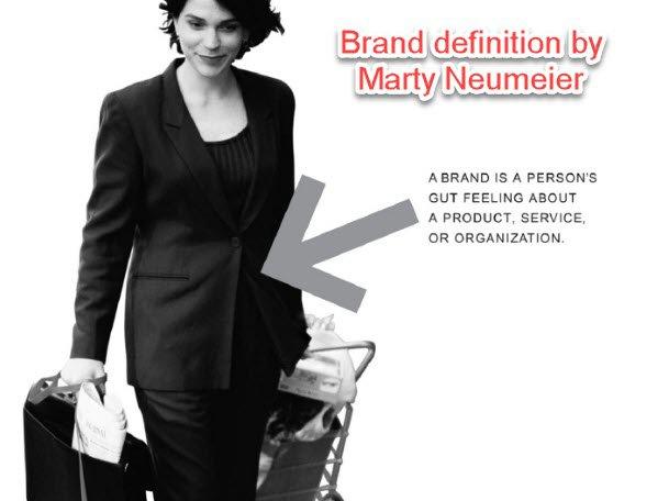 Branding by Marty Neumeier