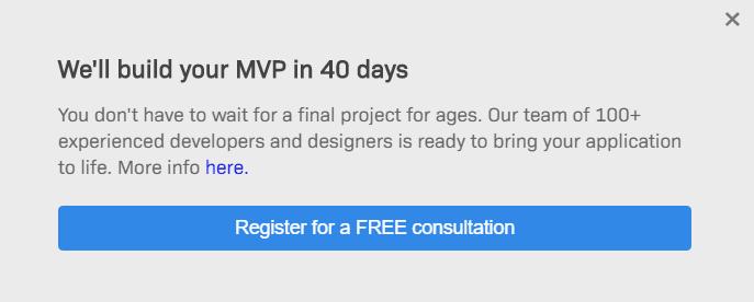 Building an MVP