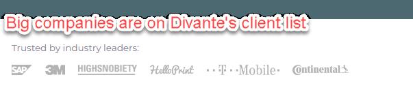 Divante's clients
