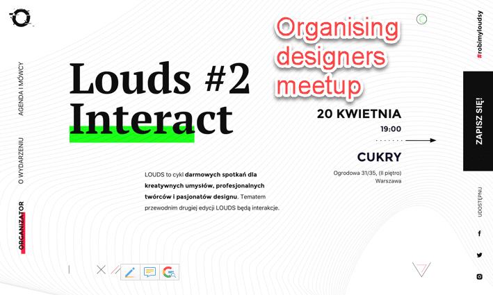 Designers' meetup